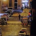 Rome At Night by S Paul Sahm