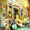 Rome Authentic Madness by Miki De Goodaboom