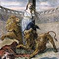 Rome: Christian Martyrs by Granger