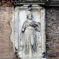Rome Italy Statue by Brett Winn