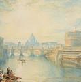 Rome by Joseph Mallord William Turner