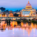 Rome - St Peter  by Luciano Mortula