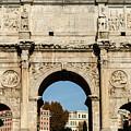 Rome - The Arch Of Constantine 3 by Andrea Mazzocchetti