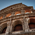 Rome - The Colosseum 003 by Lance Vaughn