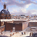 Rome Under The Snow by Mountain Dreams