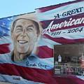 Ronald Reagan 1 by Ron Kandt