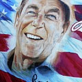 Ronald Reagan 2 by Ron Kandt