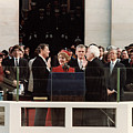 Ronald Reagan Inauguration - 1981 by War Is Hell Store