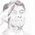 Ronald Reagan by James Ath