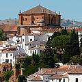 Ronda. Andalusia. Spain by Jenny Rainbow