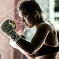 Ronda Rousey Mma by Marvin Blaine