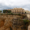 Ronda Spain- The Puente Nuevo by Kenneth Lempert