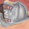 Rondo's Fire Helmet by Ken Powers