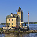 Rondout Light by Rachel Snydstrup