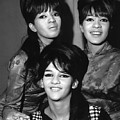 Ronettes by Chris Walter