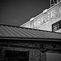Roof And Brick by Mike Oistad