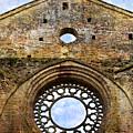 Roofless Church Abbazia Di San Galgano by Marilyn Hunt