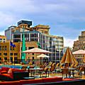 Rooftop Oasis by Jenny Revitz Soper