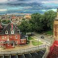 Rooftop View_pano by Anna Jo Noviello