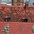 Rooftops Of Bamberg II by Thomas Marchessault