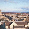 Rooftops Of Elgin by Diane Macdonald
