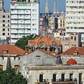 Rooftops Of Old Town Havana by Marge Sudol