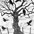 Rook Tree by Nat Morley