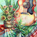 Room For Guitar by Linda Shackelford