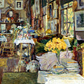 Room Of Flowers, 1894 by Granger