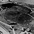Vintage - Roosevelt Stadium by Doc Braham