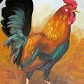Rooster 4 by Craig Wade
