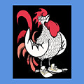 Rooster by Amos The Dark