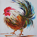 Rooster  by Art Spectrum