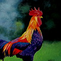 Rooster by Christopher Shellhammer