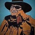 John Wayne by John Cunnane