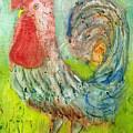 Rooster by Fernando Armel
