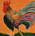 Rooster by Jennifer C Griffen