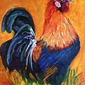 Rooster by Samanvitha Rao