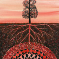 Root Chakra by Catherine G McElroy