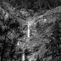 Root Creek Falls by Michele James