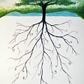 Roots Of A Tree by Emily Perry