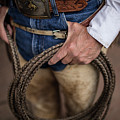 Rope And Belt by Patti Schulze