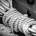 Ropes And Pulleys by K Hines