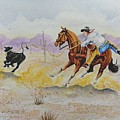 Ropin' A Dogie by Jimmy Smith