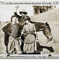 Roping Her Romeo 1919 by Mountain Dreams