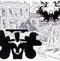 Rorschach 3 Angel Of Death by Karl Frey