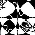 Rorschach Maze by Yonatan Frimer Maze Artist