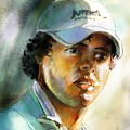 Rory Mcilroy by Miki De Goodaboom