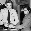 Rosa Parks 1913-2005, Whose Refusal by Everett