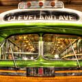 Rosa Parks Bus Dearborn Mi by Nicholas  Grunas